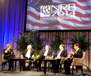 Religious Liberty discussion at NRB in Nashville.